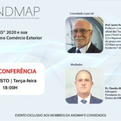 Live na Andmap em 11/08/2020 – Incoterms®️ 2020